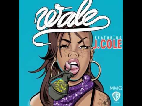 Wale Feat. J. Cole - Bad Girls Club (Full Song 2011)