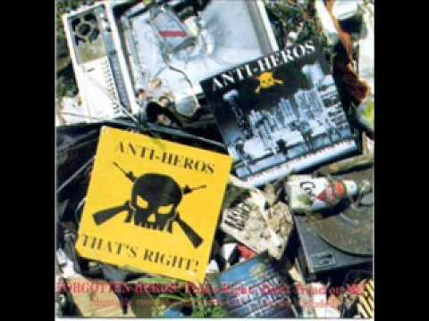 ANTI HEROS - Hate Edge