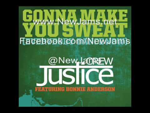Justice Crew - Gonna Make You Sweat (Feat. Bonnie Anderson) NEW MUSIC 2012