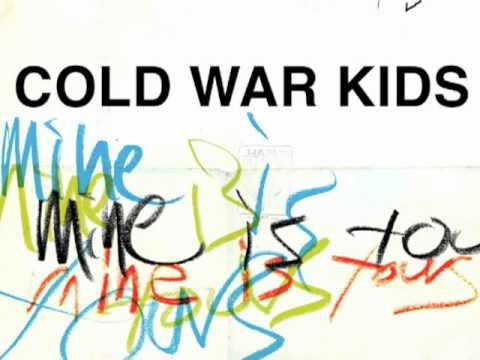 Sensitive Kid-Cold War Kids