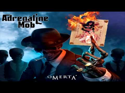 Adrenaline Mob - All On The Line [HD]