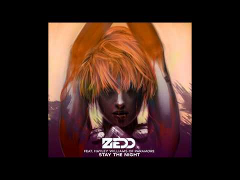Zedd feat. Hayley Williams - Stay The Night (Tiësto's Club Life Remix)