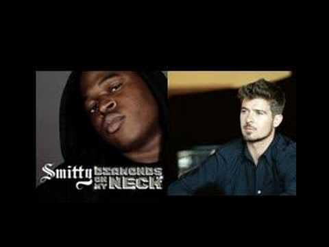 Smitty featuring Robin Thicke - Died in your arms tonight