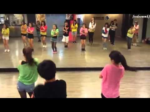 4minute What's Your Name Dance Tutorial Dạy Nhảy version 3