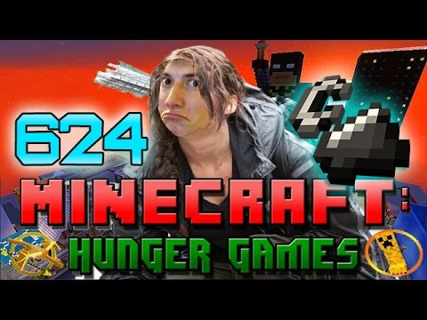 Minecraft: Hunger Games w/Bajan Canadian! Game 624 - Power Moves City Domination!
