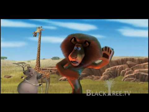 "Will.I.Am - ""I Like to Move It"" Madagascar 2: Escape 2 Africa"