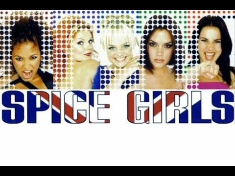 Spice Girls - Step To Me (Lyrics & Pictures)