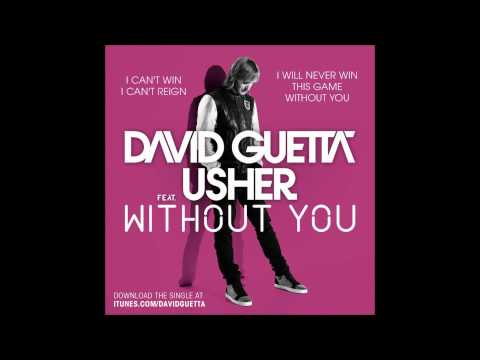 David Guetta ft Usher - Without You Instrumental