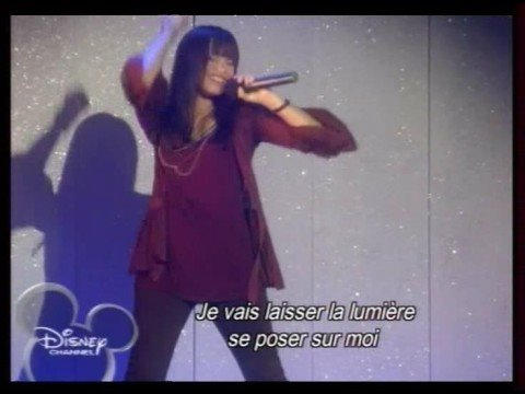 Demi Lovato Feat Joe Jonas (Camp Rock) - This is Me (Avec les sous-titre en francais)