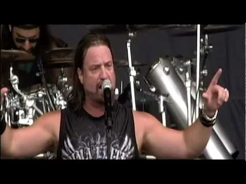 Adrenaline Mob - All On The Line Graspop 2012