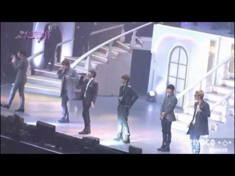 111217 B2ST - 'Because Of You' @ My Princess Christmas Concert