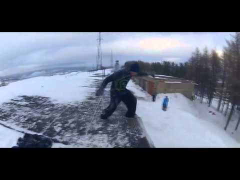 Parkour and Freerunning MIX 2013 | THE BEST WINTER OF RUSSIA