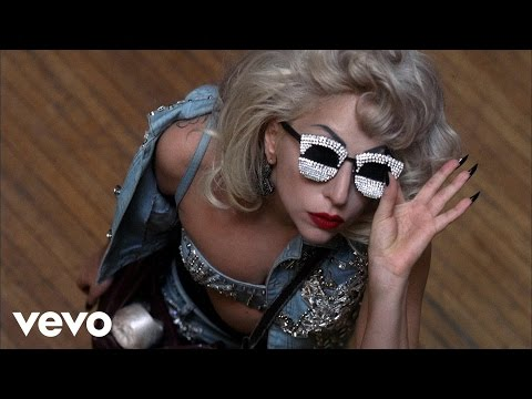 Lady Gaga - Marry The Night (Official Video)