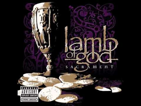 Lamb of God - Requiem (Lyrics) [HQ]