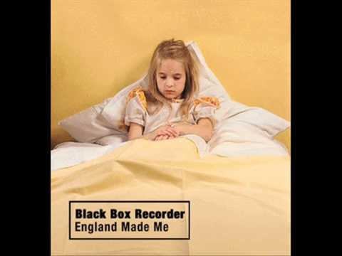 Black Box Recorder - It's Only The End Of The World