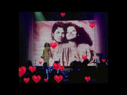 YOU ARE NOT ALONE:  A TRIBUTE TO THE SPECIAL FRIENDSHIP BETWEEN DIANA ROSS & MICHAEL JACKSON