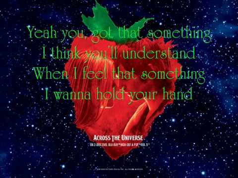 I Want To Hold Your Hand - T.V. Carpio