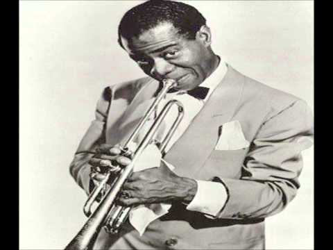 LOUIS ARMSTRONG Let My People Go Go Down Moses
