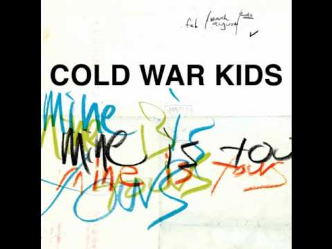 Cold War Kids - Louder Than Ever