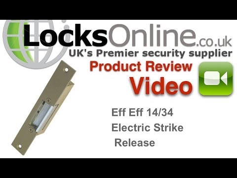 EFF 14 34 Mortise Electric Strike Release   Assa Abloy   LocksOnline Product Reviews