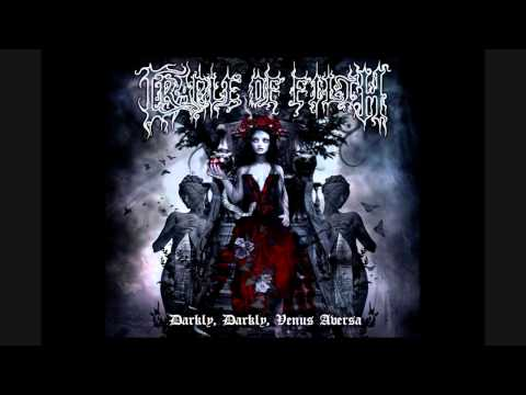 Cradle of Filth - The Spawn of Love and War with Lyrics on Screen