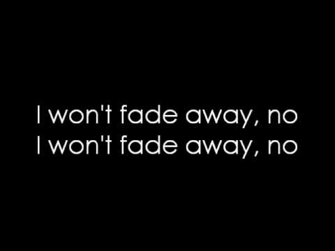 12 Stones - Fade Away (lyrics)