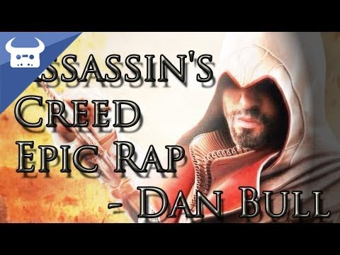 ASSASSIN'S CREED EPIC RAP - Dan Bull