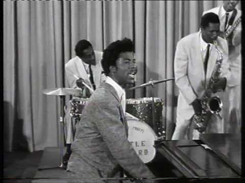 "Little Richard - ""Long Tall Sally"" - from ""Don't Knock The Rock"" - HQ 1956"