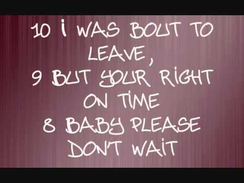 Countdown - Jennifer Lopez Lyrics(: