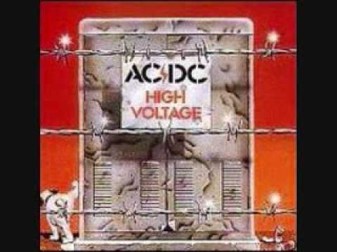 AC/DC You Ain't Got A Hold On Me