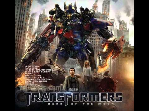 My Chemical Romance - The Only Hope For Me Is You - Transformers: The Dark Of The Moon Soundtrack