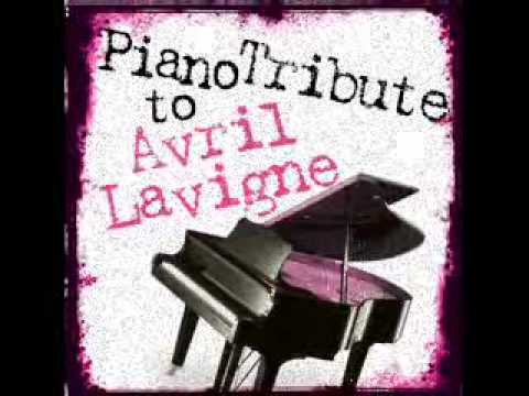 What The Hell- Avril Lavigne Piano Tribute