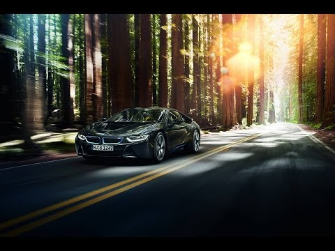 BMW i8- Awolnation Sail
