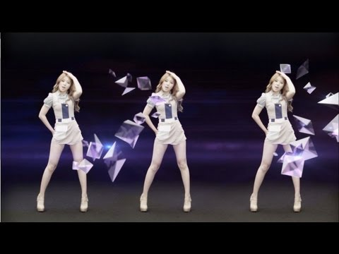 4MINUTE - 'Love Tension' M/V
