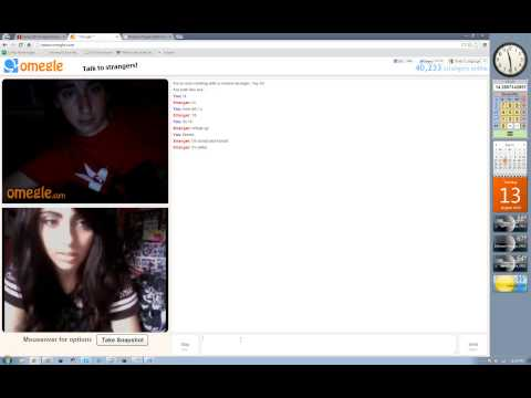 Chatroulette FBI Episode 1 - Mr. Horny Gets Freaked Out