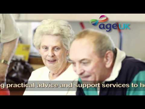 The Choirgirl Isabel - You Are Not Alone (Age UK)