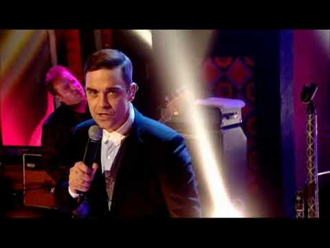 Robbie Williams - Only You Know Me - Nov 09