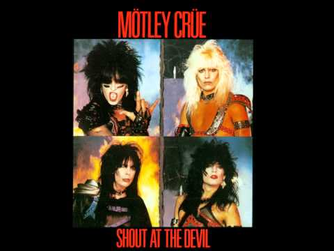 Mötley Crüe - Ten Seconds To Love